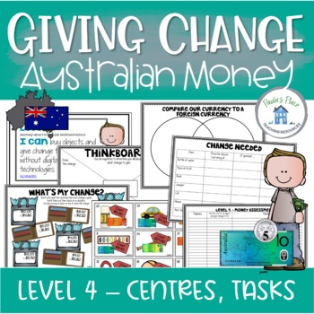 Australian Money - Giving Change