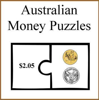 Australian Money Puzzles
