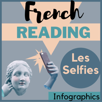 Authentic material French francais technology unit infogra