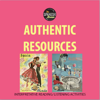 Authentic resource Spanish 2 (Realidades 4A) Toys Juguetes