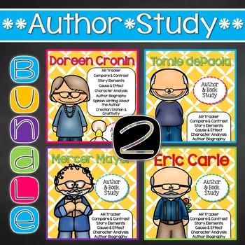 Author & Book Study {Bundle 2}