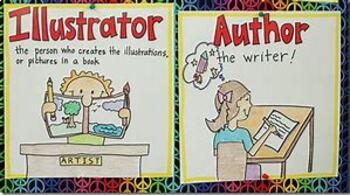 Author - Illustrator