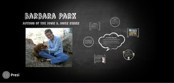 Author Presentation: Barbara Park