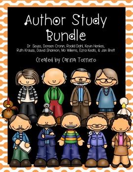 Author Study Bundle
