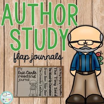 Eric Carle Author Study: Story Elements, Retelling, Predic