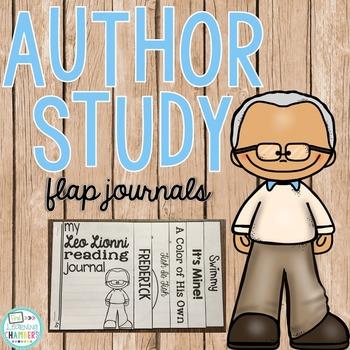 Leo Lionni Author Study: Story Elements, Retelling, Predic