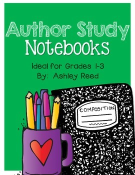 Author Study Notebook