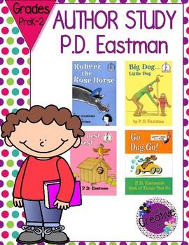 Author Study - PD Eastman