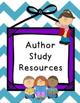 Author Study Resources