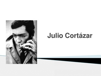 Author info Julio Cortázar Encuentros Maravillosos chapter