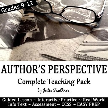 Author's Perspective, Viewpoint: Complete Teaching Pack, L