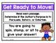 Author's Purpose Movement - Interactive Game {Grades 1 - 3}