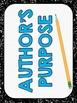Reading Skills: Author's Purpose