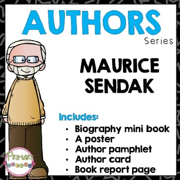 Author Study - Maurice Sendak