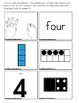 Autism AUTUMN MATH CENTER {Special Education/Pre-K} Stand