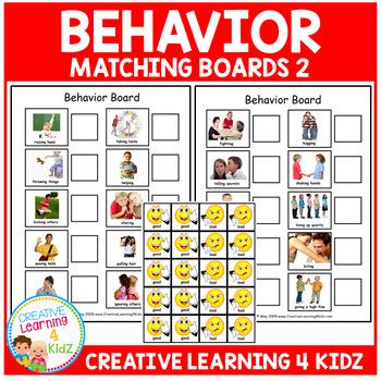 Behavior Board 2