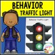 Behavior Traffic Light & Card Set