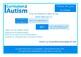 Autism Christmas Countdown Calendar & Sensory Poster FREE