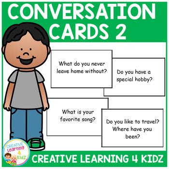 Conversation Cards 2