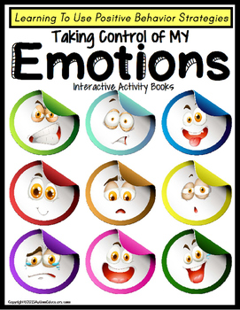 Autism Emotions and Social Scenarios Interactive Adapted Books