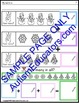 Autism - FOLLOWING VISUAL DIRECTIONS Addition Worksheets f