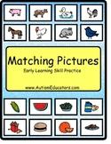 AUTISM - Autism File Folder Matching Skills
