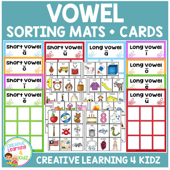 Vowels Long & Short Sorting