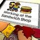 Autism Resources: Sandwich Building Activity