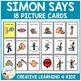Simon Says Cards