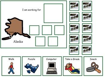 Autism:  State of Alaska Token Board