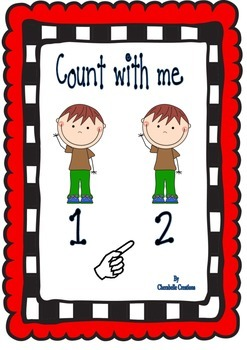 Number practice - Count and write