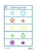 Autism Comparatives Visual Thinking, Write & Wipe Cards, S