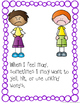 Autism and Special Education Social Story Bundle: I Feel M