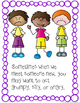 Autism and Special Education Social Story: Substitute Teac