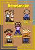 Social Story, NO HITTING with Social Skill Activities.