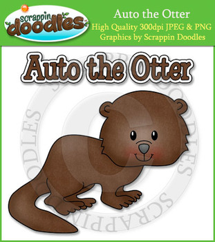 Auto the Otter Reading Strategy
