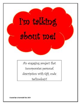 Spoken Autobiography QR Code Project