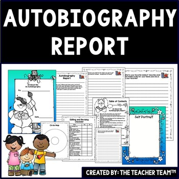 Autobiography Report for Elementary Grades