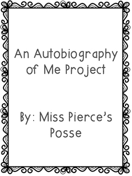 Autobiography of Me Project
