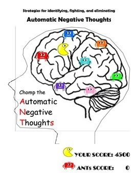Automatic Negative Thoughts (ANTs) Workbook