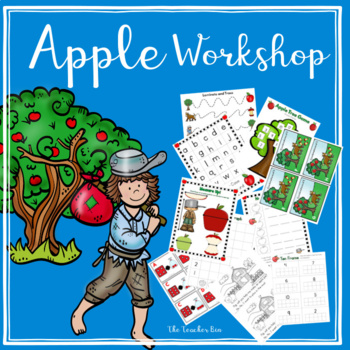 Kindergarten - Special Education - Apple Math and Literacy