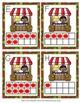 Autumn Apples Ten Frames Count the Room