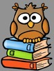 Autumn Back To School Owls Clip Art - Whimsy Workshop Teaching