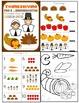 Autumn Bundle for Pre-K and Kindergarten