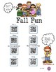 Autumn Bundle using QR Codes