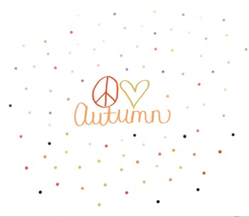 Autumn Computer Background