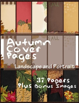 Autumn Cover Pages