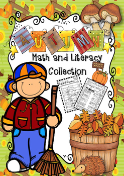 Autumn/Fall Maths and Literacy