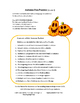 AUTUMN FUN - Halloween Riddles, Puzzles, Designs | Fall Vo