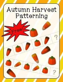 Autumn Harvest Patterning